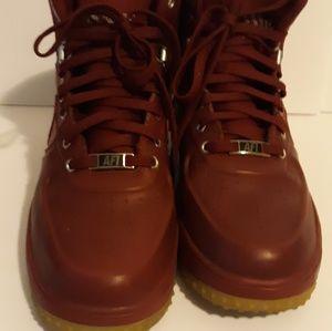 Lunar Force 1's Sneaker Boots